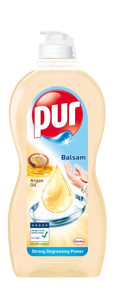 PUR Balsam Argan Oil 450ml