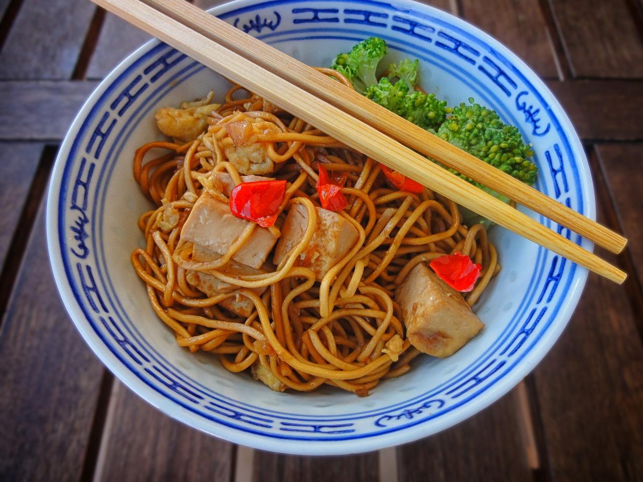 rezance s tofu