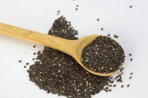 Chia semienka plné výhod