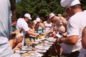 TAJCH TAG Smolník 2016: Majstrovstvá vo varení gulášu