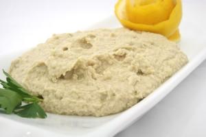 Hummus – cícerová nátierka