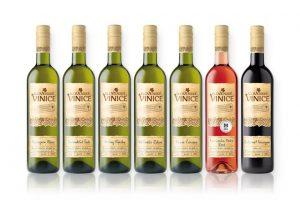 Slovenské Vinice prinášajú novú kolekciu od slovenských vinárov