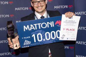 Slovák Ladislav Doboš majstrom sveta na Mattoni Grand Drink 2016