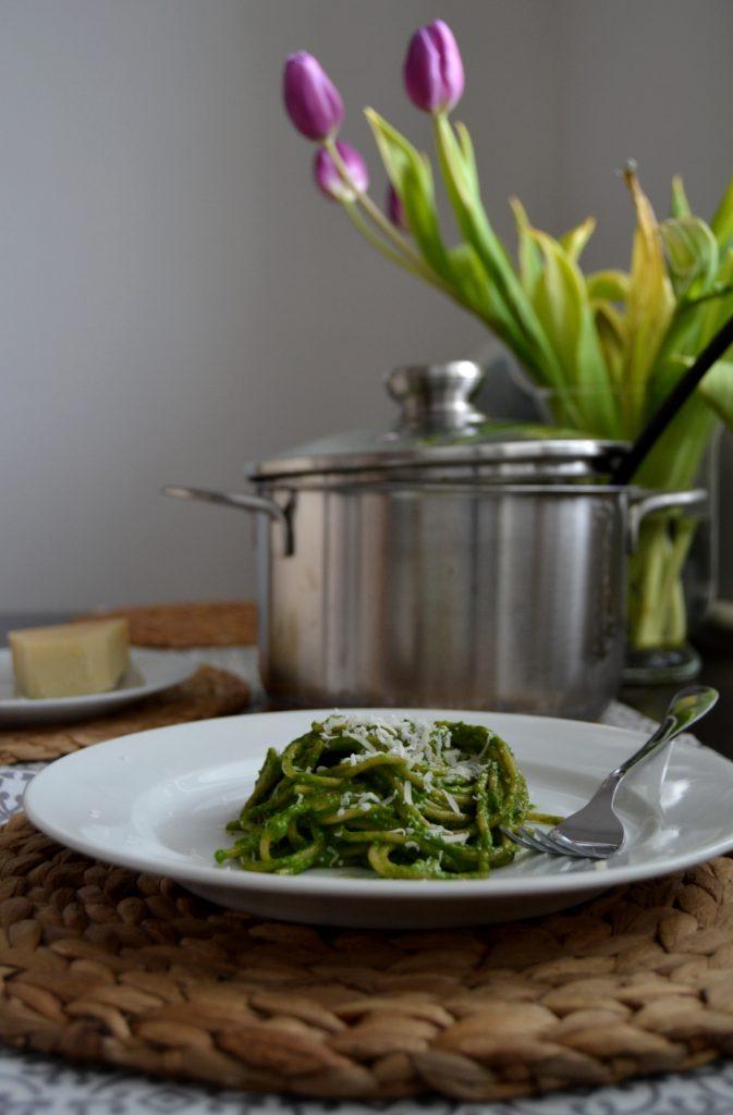 špenátové pesto1