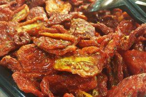 Domáce sušené paradajky v oleji