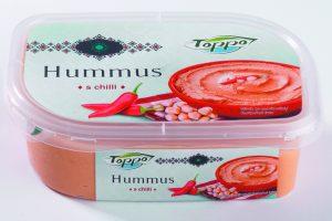 Lidl novinka: Hummus 5x inak