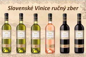 """Slovenské Vinice uvádzajú novú kolekciu slovenských vín """"ručný zber"""" určenú pre vinotéky, hotely a reštaurácie"""
