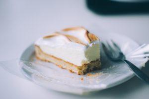 Snehový koláč