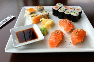 Sushi – tradičné japonské jedlo