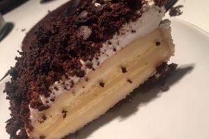 Zdravá krtkova torta s proteinom
