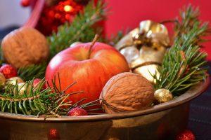 Vianočné ozdoby na zjedenie