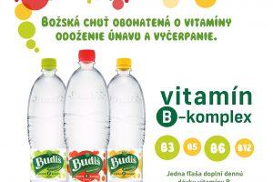 Budiš vitamín B – komplex: Božská chuť vitamínov