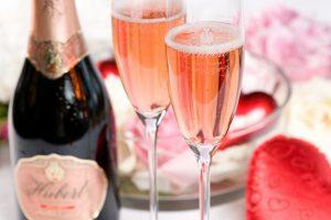 Valentínske bublinky