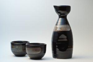 Saké – víno s rituálom