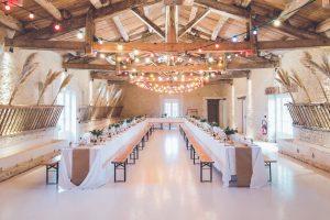 Sedem trendov na váš svadobný stôl