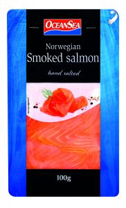 Ocean Sea Norwegian Smoked salmon