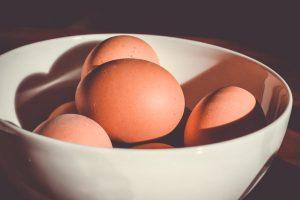 Recepty z vajec