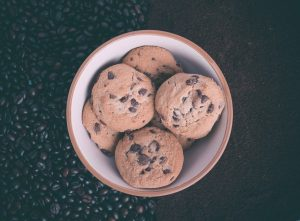 biscuits-in-bowl-aerial-view