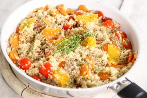 Quinoa: zdravý poklad z hôr