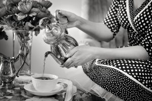 Čaje vhodné pre ženy