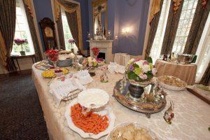Pripravte si u vás doma skvelý bufetový stôl