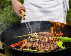 Grilovanie mäsa