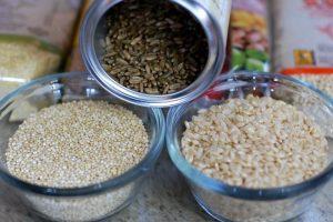 Quinoa: matka zŕn