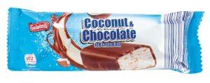 Kokosová zmrlinová tyčinka