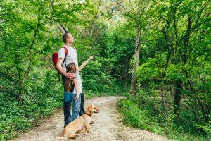 Pobyt v prírode Môže byť smart riešenie
