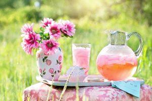 Letné limonády- ideálne osvieženie na leto