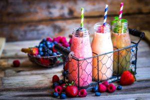 Letné, ovocné a osviežujúce nápady