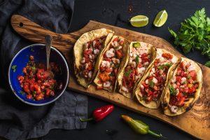 Špeciality Mexickej kuchyne