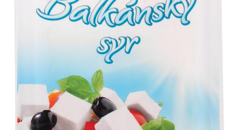 Tvrdý, slaný balkánsky syr