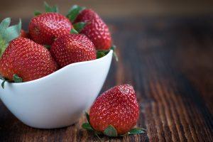 Jahody: prísun letnej vitality