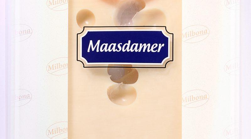 Milbona Maasdamer syr