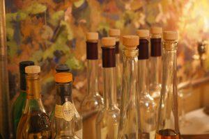 Kvasenie ovocia a výroba alkoholu