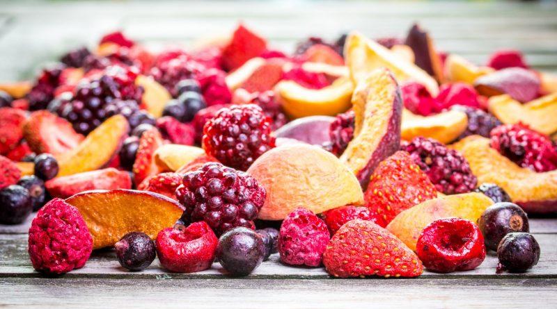 Sušené ovocie Brix