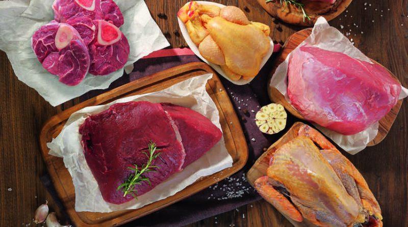 mäso Kaufland