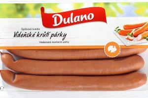 Lidl novinka: Lahodné párky z morčacieho mäsa