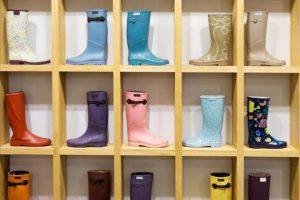 Rady do domácnosti: Kam s topánkami v upršanom počasí