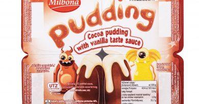 Milbona Cocoa pudding
