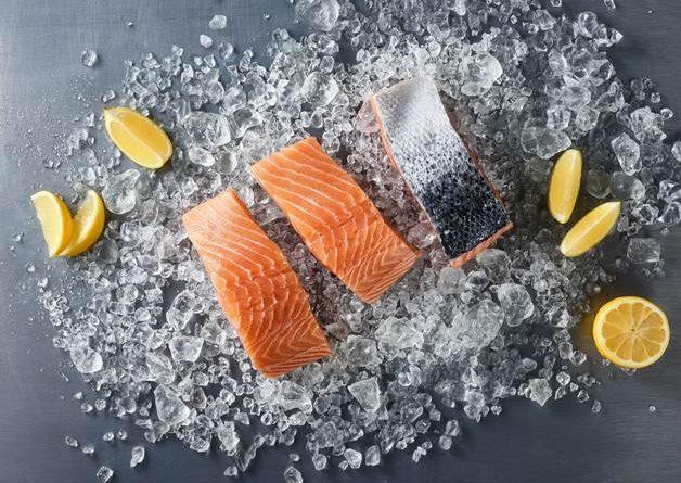 Ryba na lade