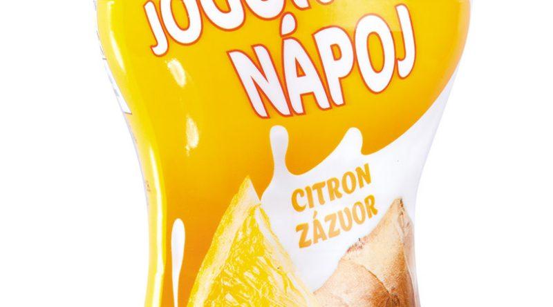 Pilos Jogurtovy napoj zazvor, citron