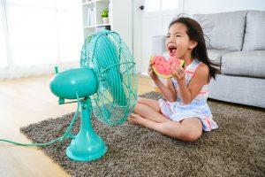 Ako sa schladiť počas horúčav?