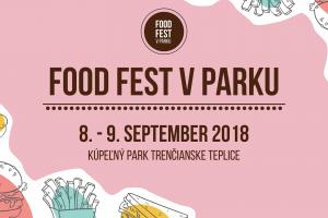 FOOD FEST v parku bude plný inšpiratívnych ľudí slovenskej gastronómie. Ponúknu svoje jedlá a produkty, no ochutnáte aj špeciálne vyrobený riad