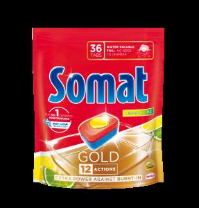 Somat Gold Lemon 36 Tabs