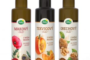 Palma novinky: Makový, orechový, tekvicový – slovenské oleje prémiovej kvality z domácich surovín