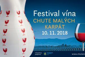Jesenný festival Chute Malých Karpát privíta milovníkov vína i kultúry už po tretí raz
