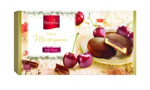 Favorina Finest Marzipan with cherry