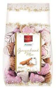 Favorina Gingerbread Mix - small